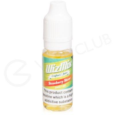 Strawberry Shiver E-Liquid by Wizmix
