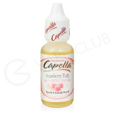 Strawberry Taffy Flavour Concentrate by Capella