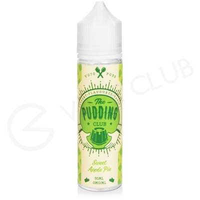 Sweet Apple Pie Shortfill by The Pudding Club 50ml
