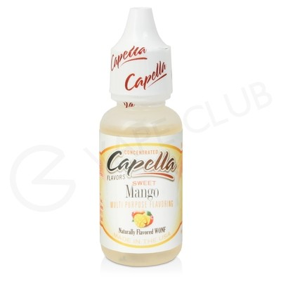 Sweet Mango Flavour Concentrate by Capella