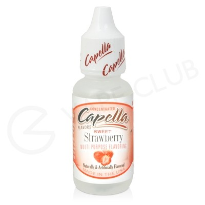 Sweet Strawberry Flavour Concentrate by Capella
