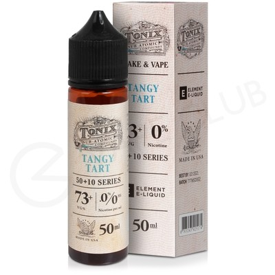 Tangy Tart Shortfill E-Liquid by Tonix 50ml