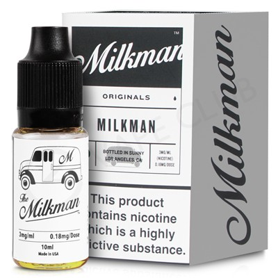 The Milkman E-Liquid by The Milkman