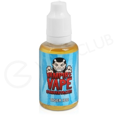 Tiger Ice Flavour Concentrate by Vampire Vape