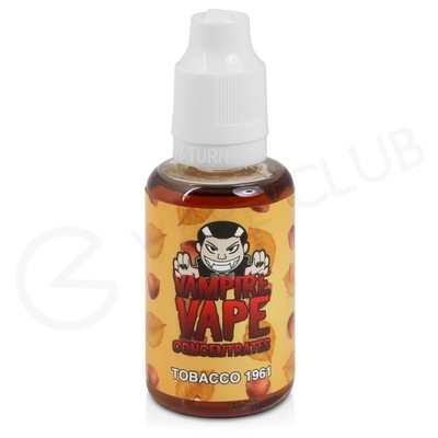Tobacco 1961 Flavour Concentrate by Vampire Vape