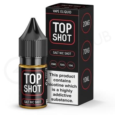 70VG Salt Nic Shot by Top Shot