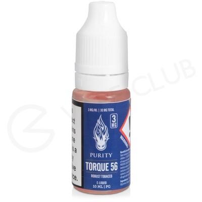 Torque 56 High PG E-Liquid By Purity