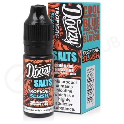 Tropical Slush Nic Salt E-Liquid by Doozy Salts
