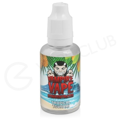 Tropical Tsunami Flavour Concentrate by Vampire Vape