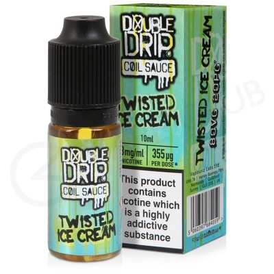 Twisted Ice Cream E-Liquid by Double Drip
