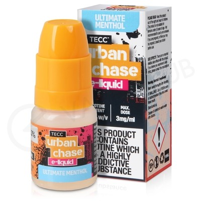 Ultimate Menthol E-Liquid by Urban Chase