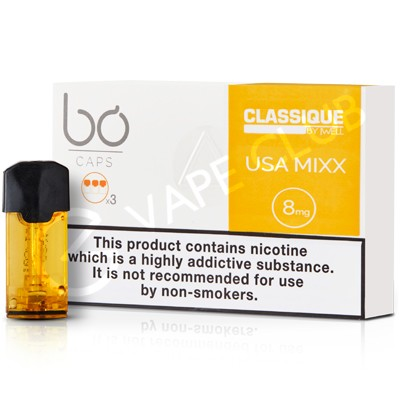 USA Mix eLiquid Pod by BO eCig