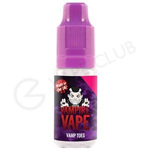 Vamp Toes E-Liquid by Vampire Vape