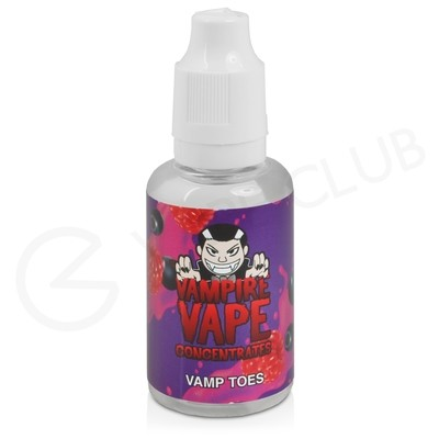 Vamp Toes Flavour Concentrate by Vampire Vape