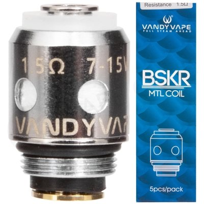 Vandy Vape Berserker MTL Replacement Vape Coils