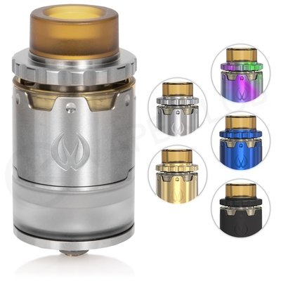 RDTA - Rebuildable Dripping Tank Atomisers