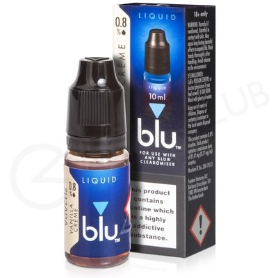 Vanilla Creme eLiquid by Blu