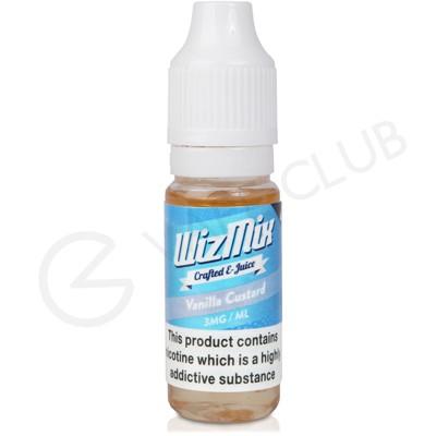 Vanilla Custard E-Liquid by Wizmix