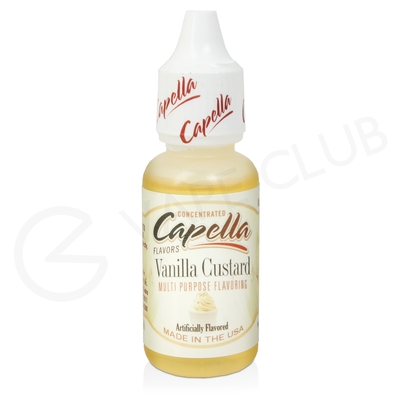 Vanilla Custard Flavour Concentrate by Capella