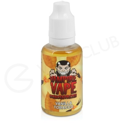 Vanilla Tobacco Flavour Concentrate by Vampire Vape