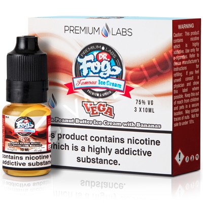 Vega eLiquid by Dr. Fog's Famous Ice Cream