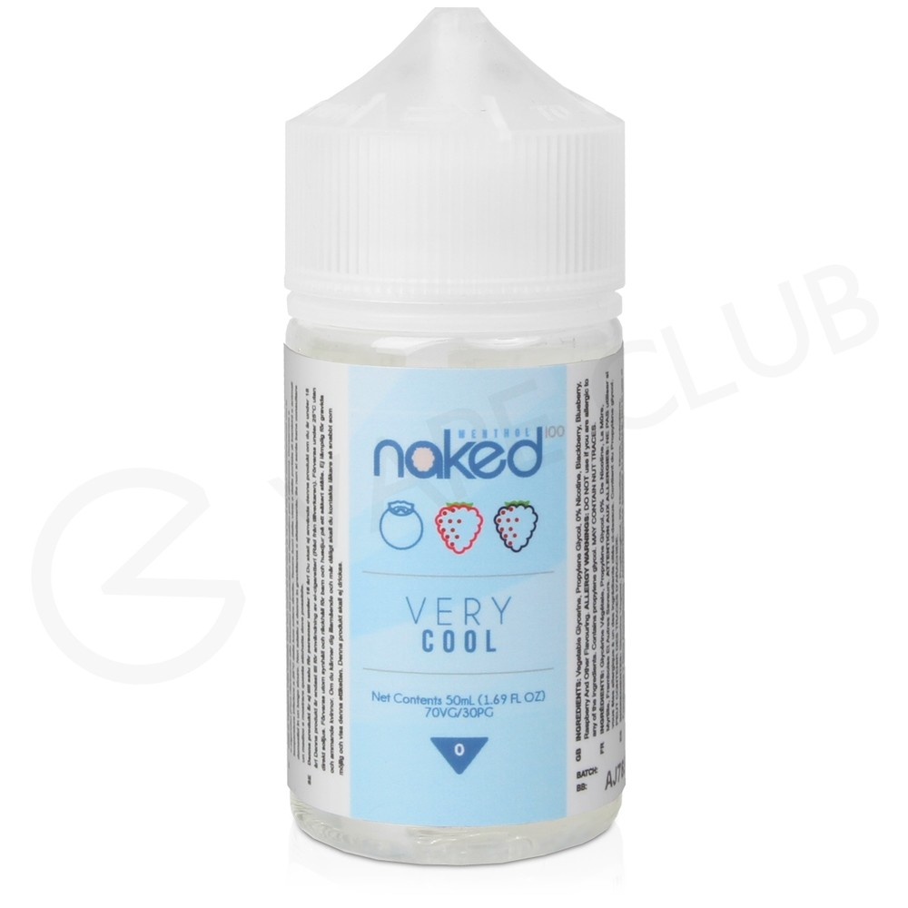 Very Cool eLiquid by Naked 100 50ml