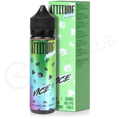 Vice eLiquid by Attitude Vapes 50ml