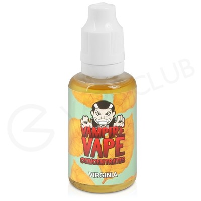 Virginia Tobacco Flavour Concentrate by Vampire Vape