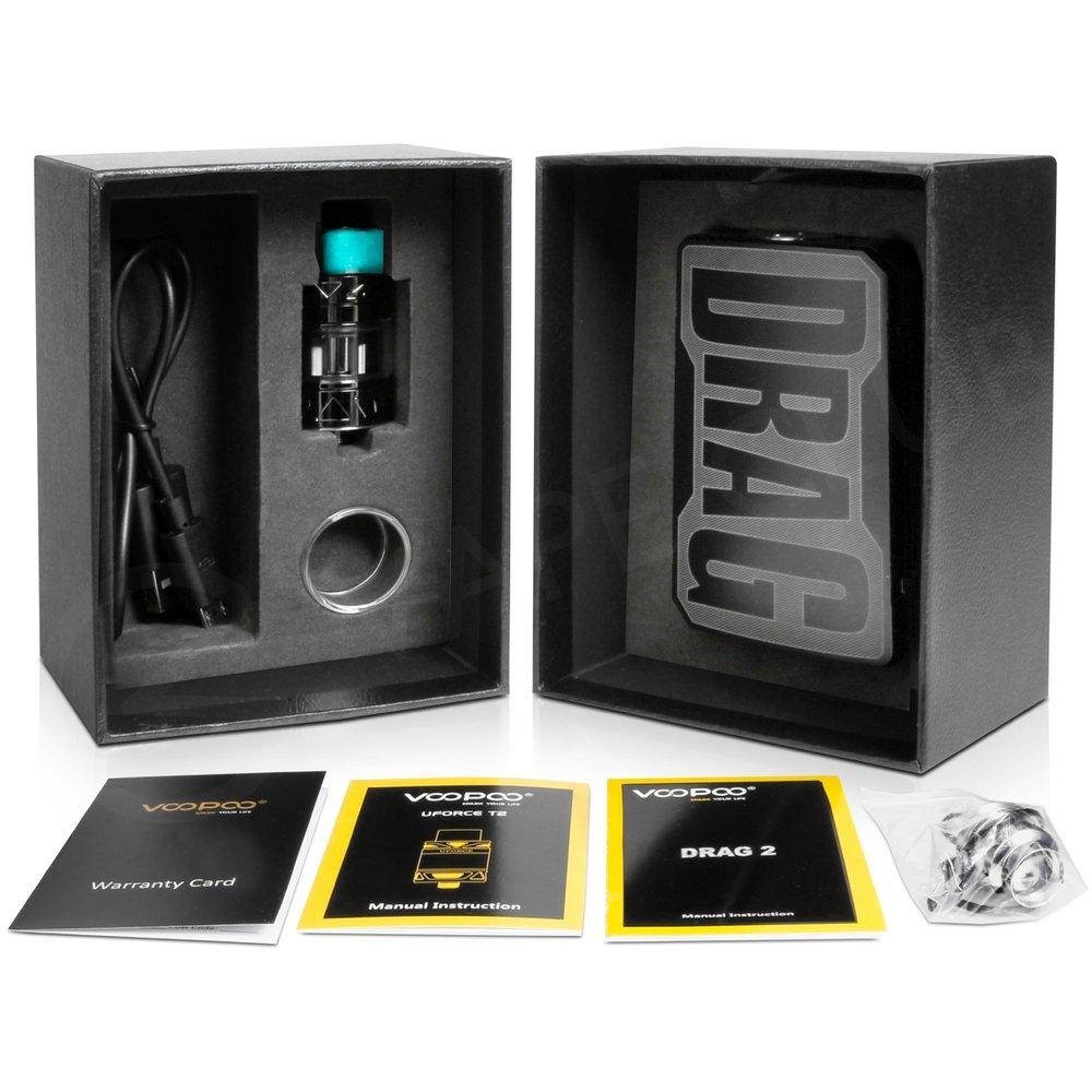 VooPoo Drag 2 Platinum Vape Kit