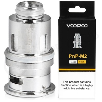 VooPoo PNP M Replacement Coils