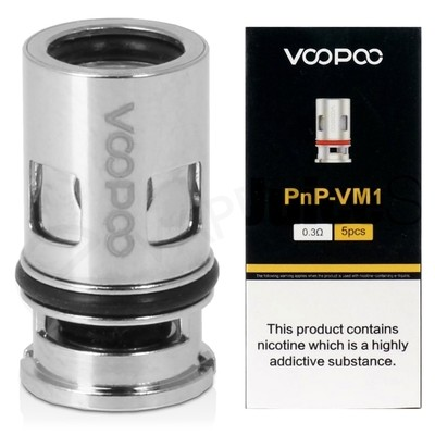 VooPoo PNP VM Coils
