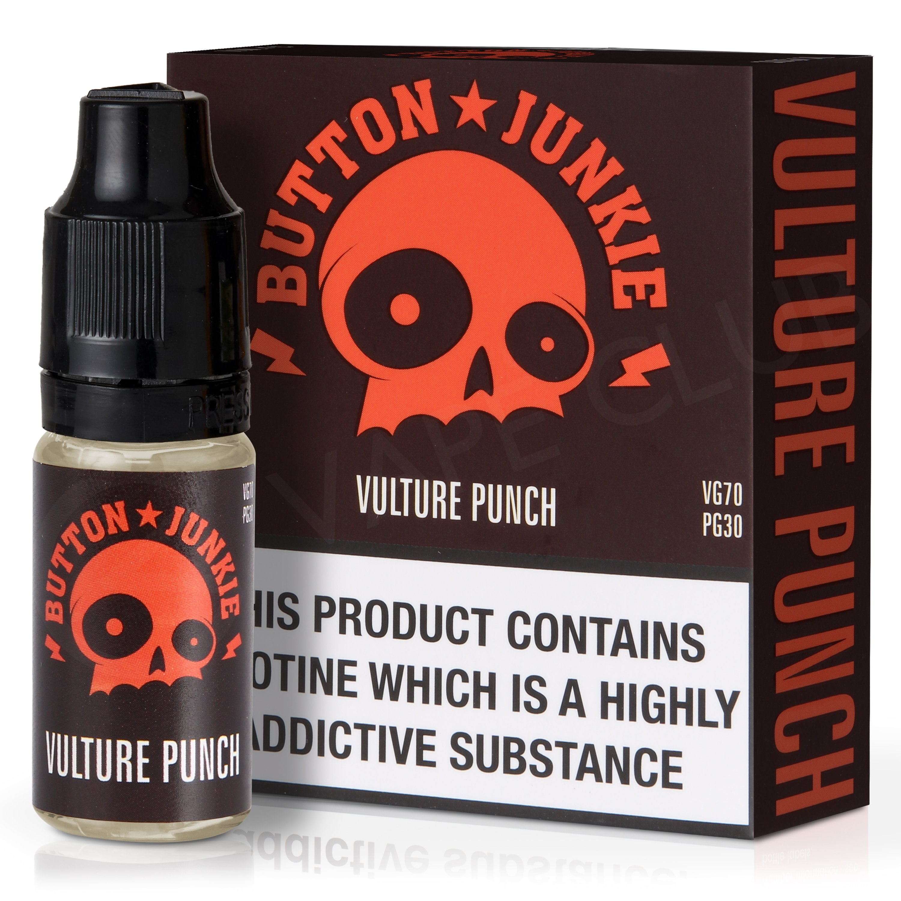 Vulture Punch E-Liquid by Button Junkie