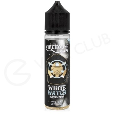 White Watch eLiquid by Firehouse Vape 50ml