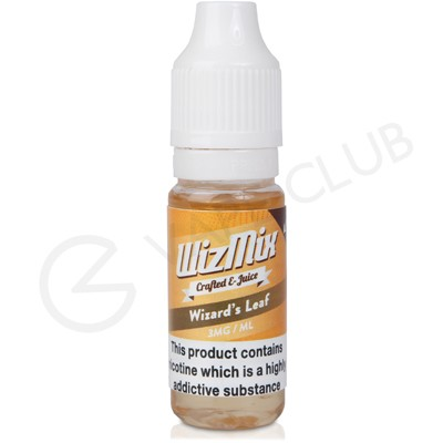 Wizard's Leaf E-Liquid by Wizmix