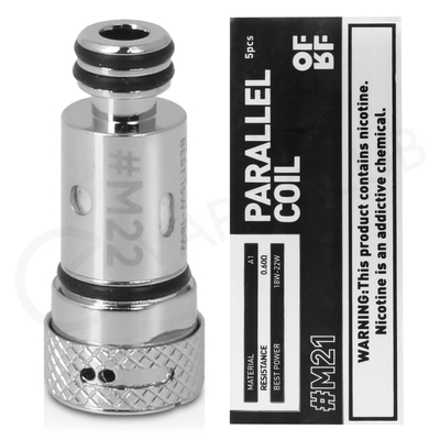 Wotofo OFRF NexMini Replacement Coils